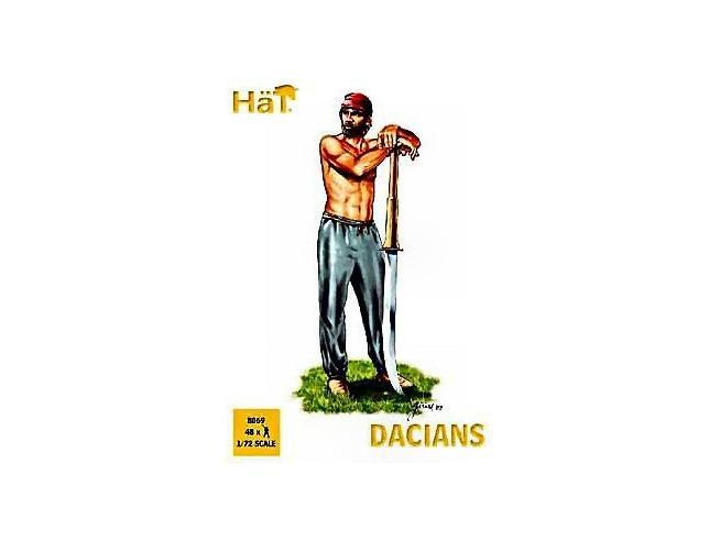 Hat HAT8069 DACIANS KIT 1:72 Modellino