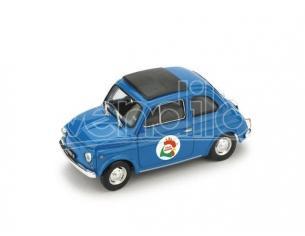 Brumm BM0485 FIAT 500 R 1972 POLLO AMADORI 1:43 Modellino