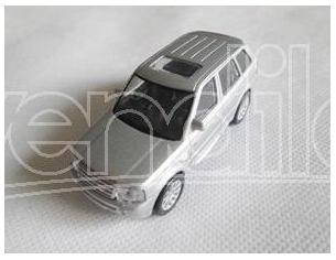High Speed 43KFB36S LAND ROVER RANGE ROVER SPORT SILVER 1/43 Model Collection Modellino