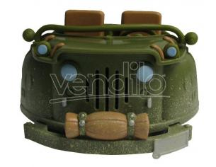 JAZWARES PLANET 51 5 VEICHLES MILITARY JEEP VARIE