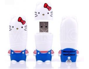 MIMOCO USB FLASH DRIVE 4GB -HELLO KITTY- USB