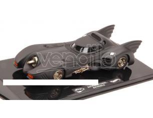 Hot Wheels HWBLY29 BATMOBILE BATMAN RETURNS 1992 1:43 Modellino