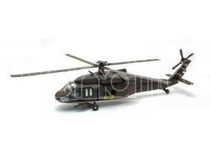 New Ray NY25563 ELICOTTERO SIKORSKY BLACK HAWK 1:60 Modellino