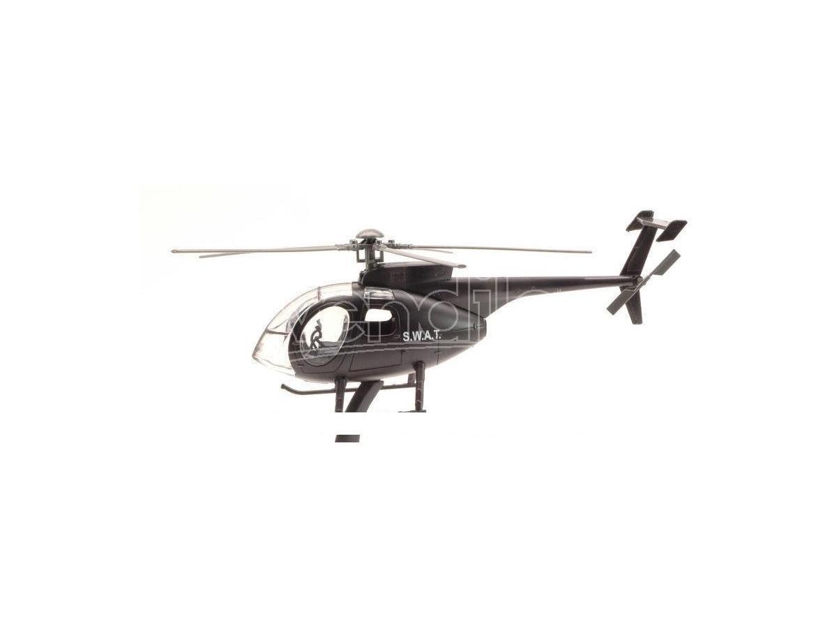 New Ray NY26133 ELICOTTERO AGUSTA WESTLAND NH-500 S.W.A.T. 1:32 Modellino