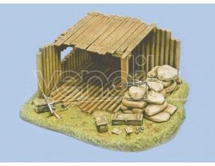 Italeri IT0417 COMMAND POST KIT 1:35 Modellino