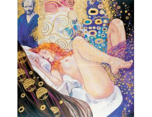 Comixando Manara Art On Tela Klimt Box Regalo Stampa Su Tela