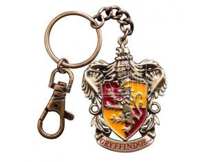 Harry Potter Portachiavi Con Stemma Grifondoro Noble Collection