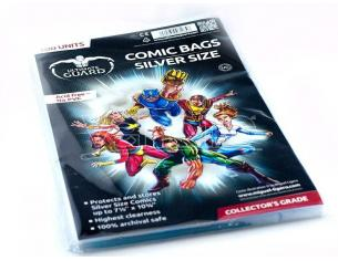 Ultimate Guard Comic Bags Silver Size (100) Ultimate Guard