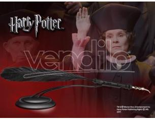 Harry Potter Penna Con Piedistallo Professoressa Dolores Umbridge Noble Collection