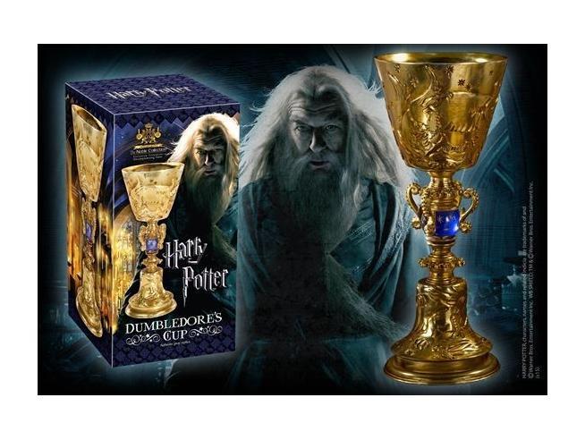 Harry Potter Calice Di Albus Silente Replica Noble Collection