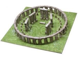 Aedes Ars Ads1268 Stonehenge England 2500 A.c.  Pezzi 121 Kit 1:135 Modellino
