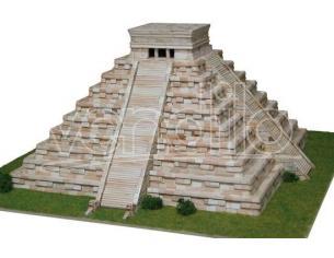 Aedes Ars Ads1270 Tempio Di Kukulcan Mexico Sec.xii  Pezzi 4500 Kit 1:175 Modellino