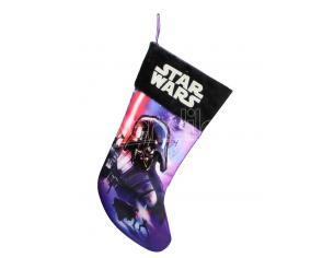 Calza Befana Star Wars Darth Vader 45 cm Kurt S. Adler Natale