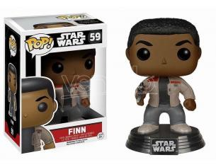 Star Wars Funko POP Film Vinile Figura Finn 10 cm
