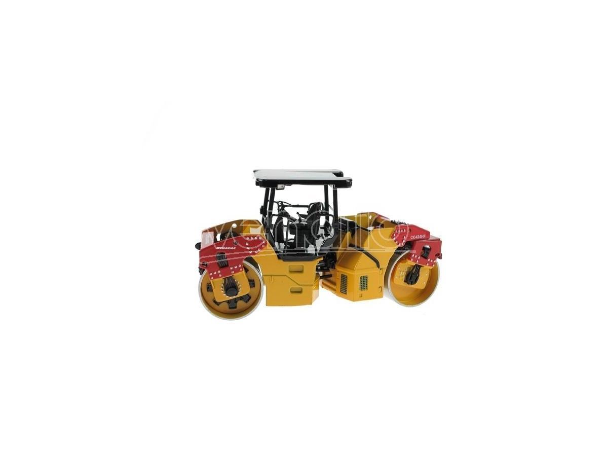 MotorArt MTR13387 DYNAPAC ASPHALT ROLLER W/ROPS CC424HF 1:50 Modellino