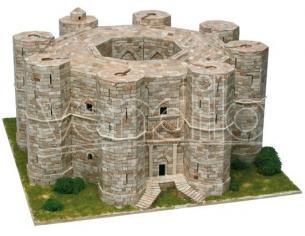 Aedes Ars Ads1008 Castel Del Monte (andria Sec.xii)  Pezzi 9300 Kit 1:150 Modellino