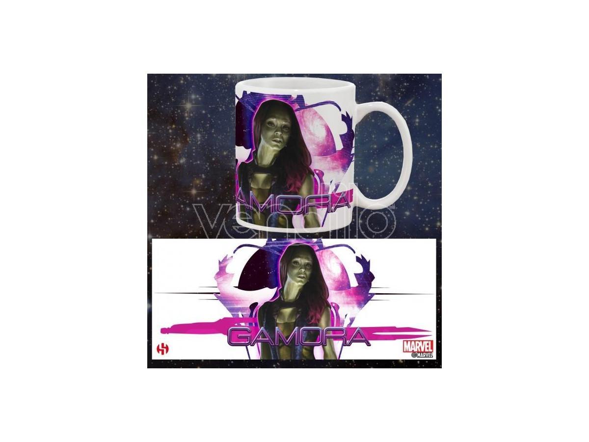 Semic Guardians O/t Galaxy Gamora Tazza