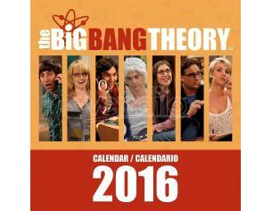 SD TOYS CALENDAR 2016 THE BIG BANG THEORY 2 CALENDARIO
