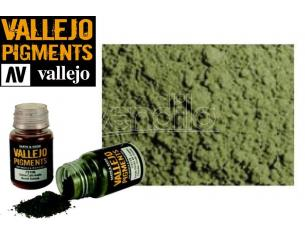 VALLEJO PIGMENT FADES OLIVE GREEN 73122 COLORI VALLEJO