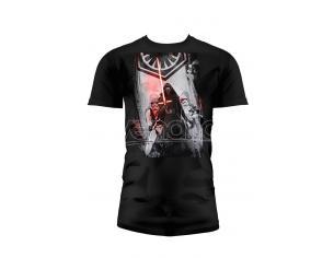 Sd Toys T-shirt Sw Ep7 First Order Nera Bambino Taglia M T-shirt