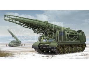 Trumpeter Tp1024 Ex Soviet 2p19 Launcher Con R-17 Missile Kit 1:35 Modellino