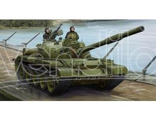Trumpeter TP1552 CARRO RUSSIAN T-62 MOD.1975 MOD.1972 + KTD2 KIT 1:35 Modellino