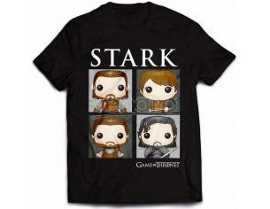 Maglietta Game of Thrones Stark Bling Art Taglia L Altro