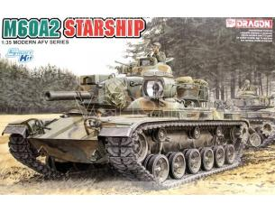 Dragon D3562 M60A2 STARSHIP KIT 1:35 Modellino