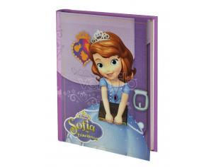Giochi Preziosi Principessa Sofia diario con luci [Giocattolo]