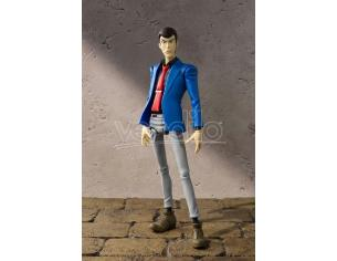 Lupin III Statua Lupin Volti e Mani Intercambiabili Figura 15 Bandai