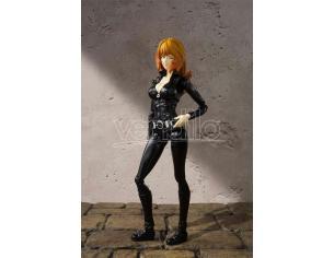 Lupin III Figura Fujiko Mine 14 cm Tamashii Bandai