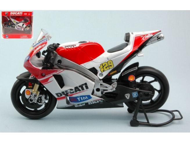 New Ray NY57733 DUCATI DESMOSEDICI A.IANNONE N.29 MOTO GP 2015 1:12 Modellino