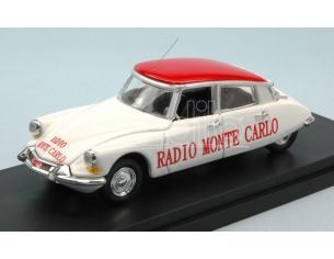 Rio RI4498 CITROEN DS 19 RADIO MONTECARLO TOUR DE FRANCE 1962 1:43 Modellino