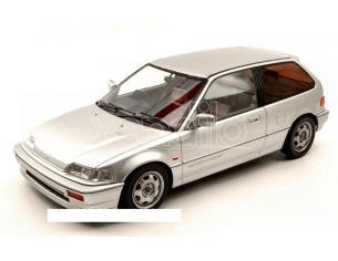 Triple 9 T9-1800100 HONDA CIVIC EF3 SI 1987 SILVER 1:18 Modellino