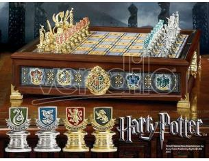 Harry Potter Scacchiera E Scacchi Quidditch Casate Hogwarts Noble Collection