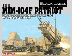 Dragon D3563 MIM-104B PATRIOT (SAM) SYSTEM PAC-3 KIT 1:35 Modellino