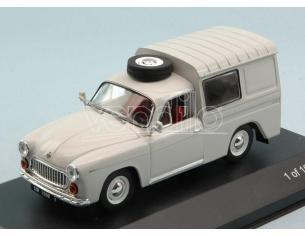 White Box WB212 SYRENA 105 BOSTO (FSO POLSKI) 1972 WHITE 1:43 Modellino