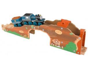 Mattel Y5195 - Fisher Price Il Ponte Tunnel