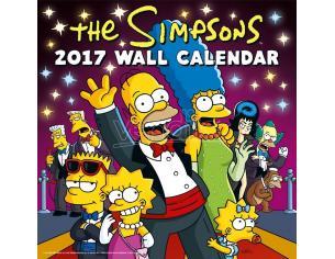 Simpsons Calendario 2017 Versione Inglese Danilo