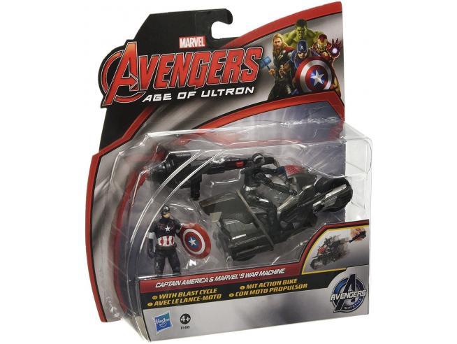Captain America e marvel War Marvel Avengers Miniverse Deluxe HASBRO