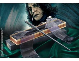 Harry Potter Bacchetta Magica Olivander Severus Piton Noble Collection