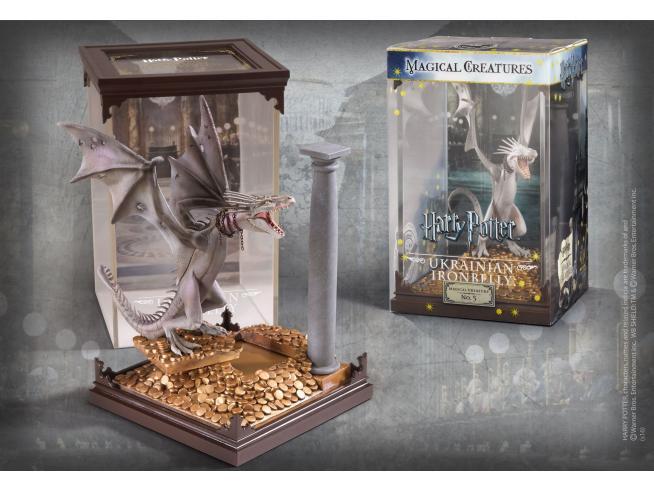 Harry Potter Creature Magiche Statua Ucraino Ironbelly 18 Cm Noble Collection