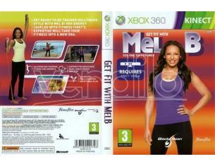 Get Fit Con Mel B - Gioco Xbox 360 - Usato