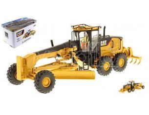 Diecast Master DM85189 CAT 14M MOTOR GRADER 1:50 Modellino