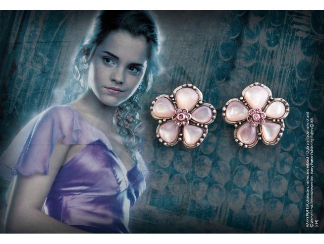 Harry Potter Orecchini Del Ballo Scolastico Hermione Granger Noble Collection