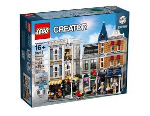 LEGO CREATOR 10255 - PIAZZA DELL'ASSEMBLEA PER COLLEZIONISTI