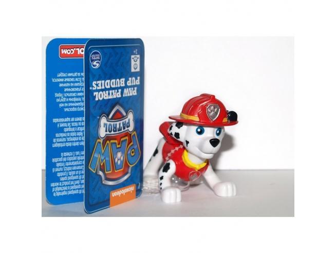 Figura Marshall Mini Paw Patrol Pup Buddies 6 cm Spin Master