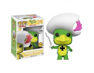 Hanna-Barbera Funko POP Animazione Vinile Figura Touche Turtle 9 cm CHASE