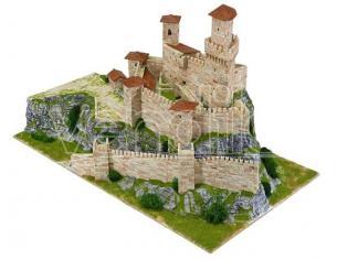 Aedes Ars Ads1015 Rocca Guaita (prima Torre) Rep.s.marino Sec.xv  Pezzi 3950 Scala 1:250 Modellino
