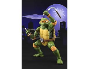 Bandai Tartarughe Ninja Michelangelo Figuarts Web Ex Action Figure